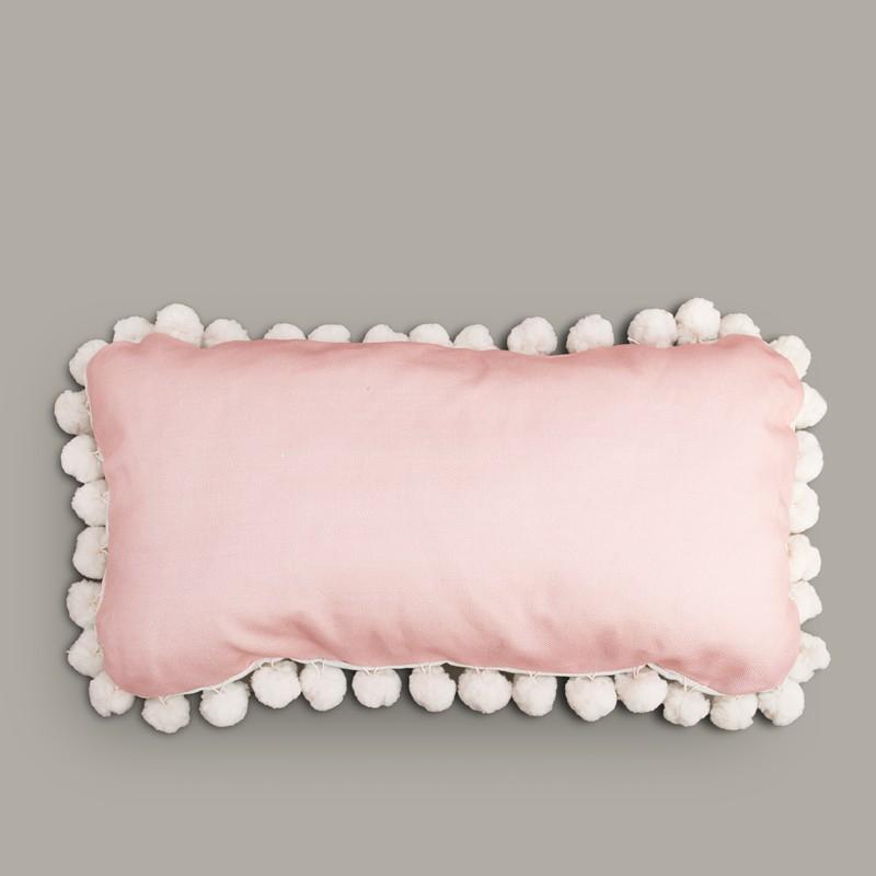 Rectangular cushion Galonné