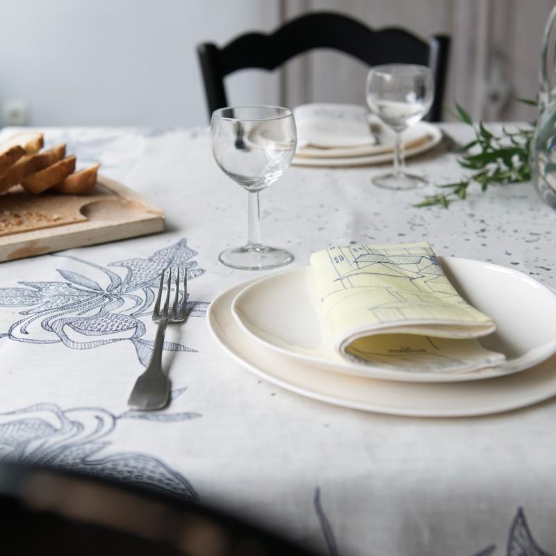 Tablecloth Point d'Esprit