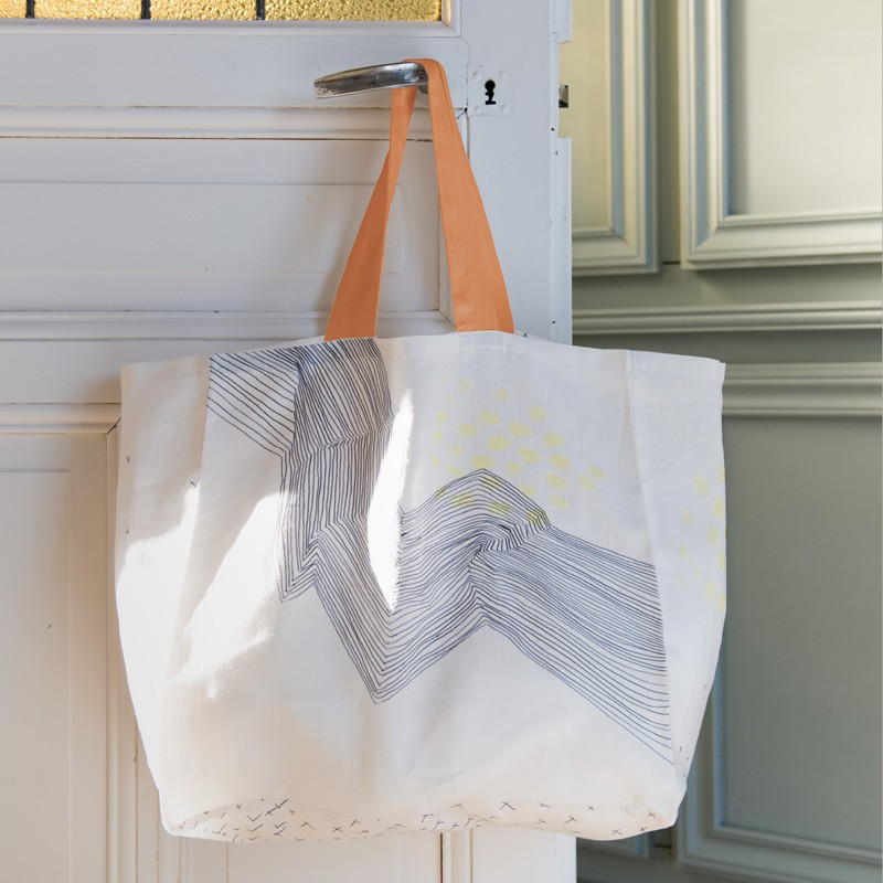 Shopping bag Strate