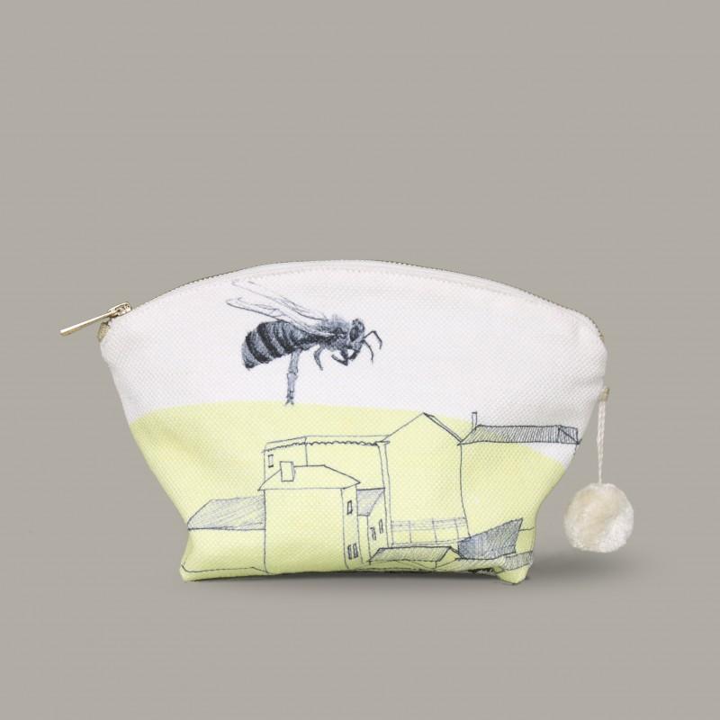 Pochette L'abeille et la ville