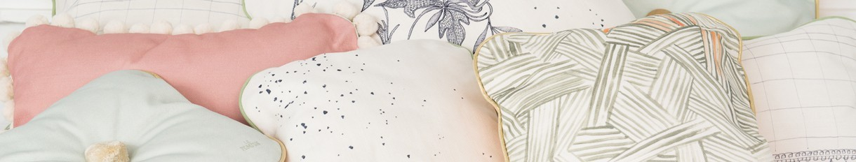 Prix doux   Le Pompon   Décoration textile contemporaine